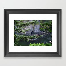 Hidden Wonder Framed Art Print