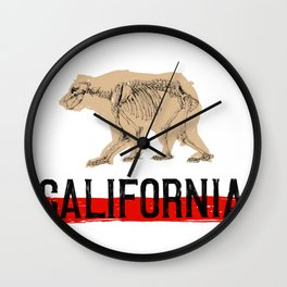 Extinction Wall Clock