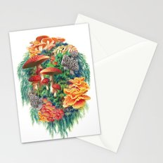 Fungus Amongus Stationery Cards