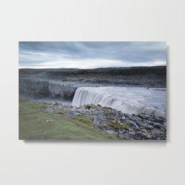 Dettifoss, Northeast Iceland Metal Print
