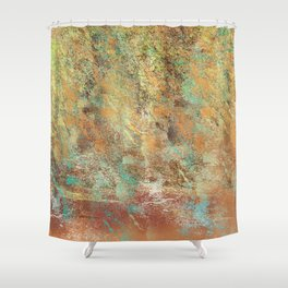 Natural Southwest Shower Curtain