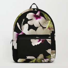 Calanthe rosea Orchid Backpack