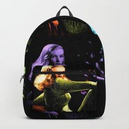 Veronica Lake Pop-art Art Print by Jéanpaul Ferro Backpack