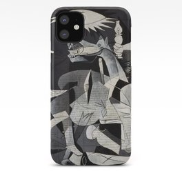 Pablo Picasso Guernica 1937 Artwork Shirt, Art Reproduction for Prints Posters Tshirts Men Women iPhone Case