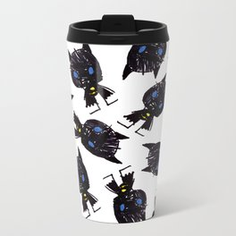 Superhero 1 Metal Travel Mug