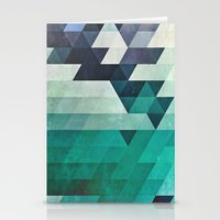 spires Stationery Cards featuring aqww hyx by Spires