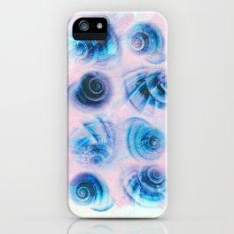 Espirales iPhone Case