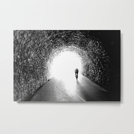 San Sebastian, Spain - Into the Light Metal Print