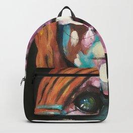 Gertrude the ginger girl Backpack