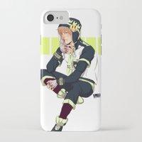 dmmd iPhone & iPod Cases featuring DMMD: Noiz by Yuki119