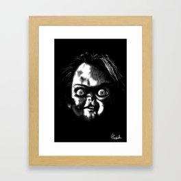 Friend Till the End Framed Art Print