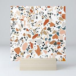 Terrazzo  Mini Art Print