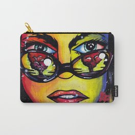 Don't get blinded Carry-All Pouch