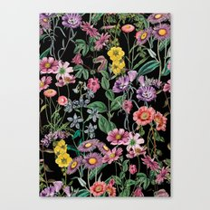 NIGHT FOREST XIV Canvas Print