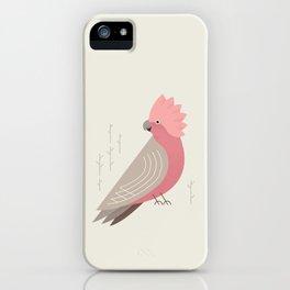 Galah, Bird of Australia iPhone Case