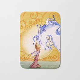 Enchanted Kiss Bath Mat