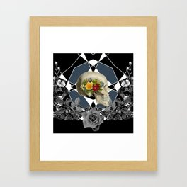 GROWING Framed Art Print