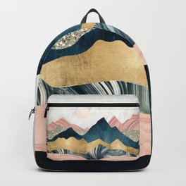 Plush Peaks Backpack