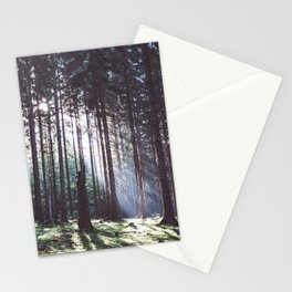 Magic forest - Landscape and Nature Photography Stationery Cards