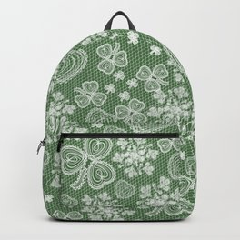 Irish Lace Backpack