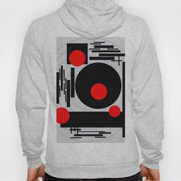 Optical Red Hoody