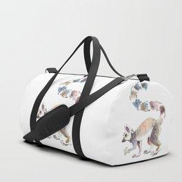 Splotchy Lemur Duffle Bag