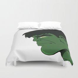 Hulk Stare Down Duvet Cover