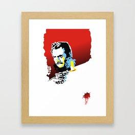 Chente07C Framed Art Print
