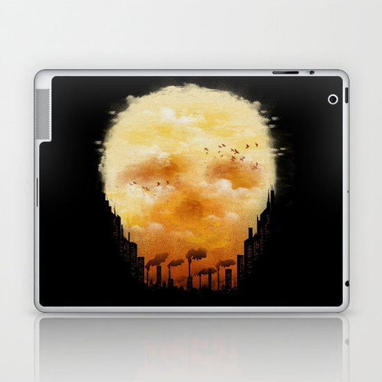 Polluted Promises Laptop & iPad Skin