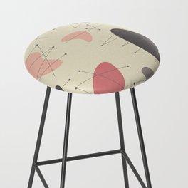 Pendan - Pink Bar Stool