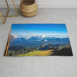Cannon Mountain's Aerial Tramway Rug