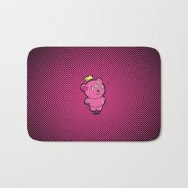 Pink Dead Bear Bath Mat