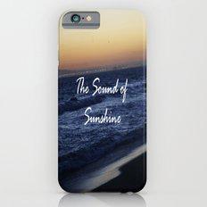 The Sound of Sunshine iPhone 6s Slim Case
