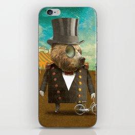 Circus-Circus: Peddler iPhone Skin