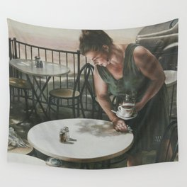 In the Absence of A Dream Wall Tapestry