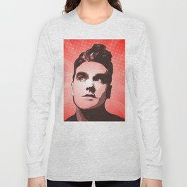 The Smiths - This Charming Man - Pop Art Long Sleeve T-shirt