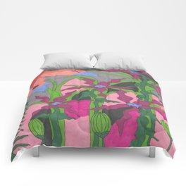The Garden at Twilight Comforters