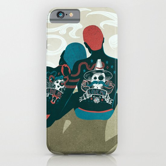 Love You / Love Me - Us and Them iPhone & iPod Case