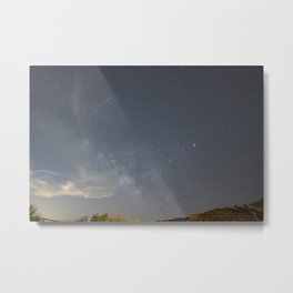 Milky Way Near Malibu, 6-2016 Metal Print