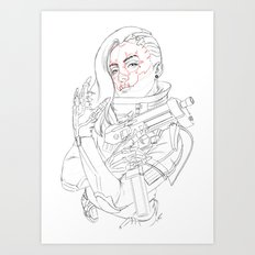 *BOOP* Art Print