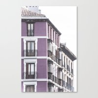 madrid Canvas Prints featuring madrid by mirenphotography