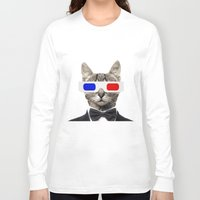 neil gaiman Long Sleeve T-shirts featuring neil catrick harris by tbdaniel15