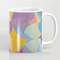 fifth harmony Mugs featuring HARMONY by Julia Tomova