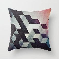 spyce ryce Throw Pillow