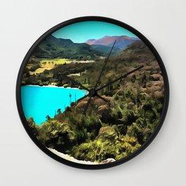 Bob's Cove Wall Clock