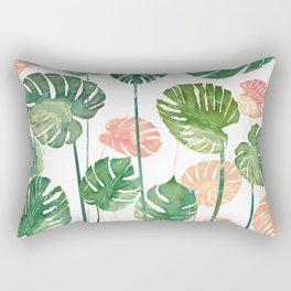 tropical nature Rectangular Pillow