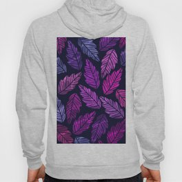 Colorful leaves III Hoody