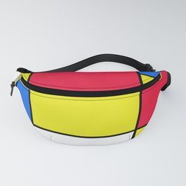 Abstract #402 Fanny Pack