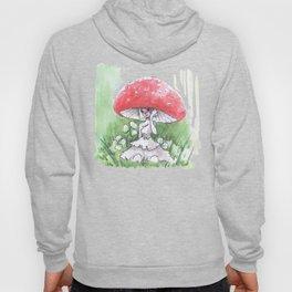 Empire of Mushrooms: Amanita Muscaria Hoody