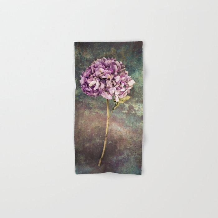 Beautiful Hydrangea Hand & Bath Towel